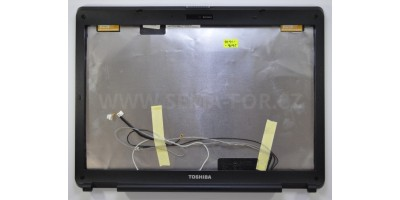 Toshiba Satellite L300D - cover 1+2