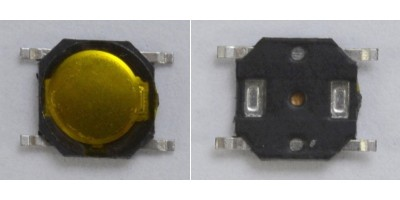 SMD Switch 3,5*5*1,5mm nožky ven