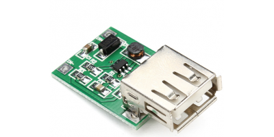 power boost  5V/600mA  USB modul