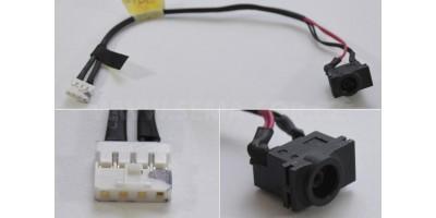 Napájecí konektor s kabelem Samsung Q330