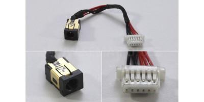 konektor s kabelem Samsung NP530 NP530U3B