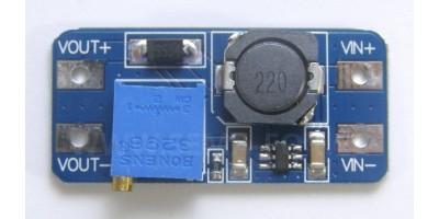 Stabilizátor / měnič napětí 2-24V/ 5-28V 2A