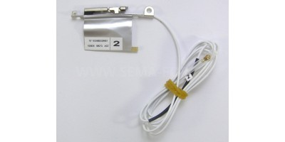 ANT 85cm bílá, konektor