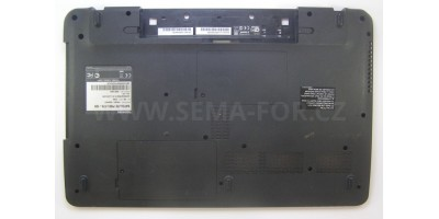 Toshiba Satellite L770 - cover 4