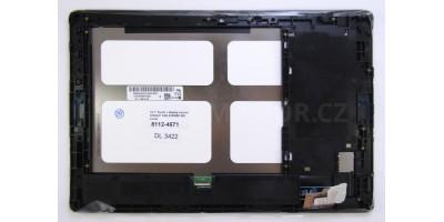 """10,1"""" touch + displej Lenovo A7600-F TAB A16GBE-BG černé"""