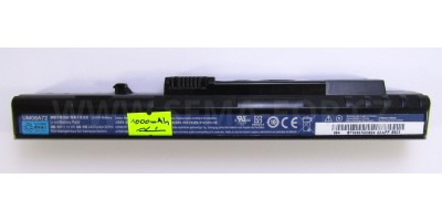 baterie UM08A72 11.1V 2400 mAh pro Acer One - použitá 40% kapacity