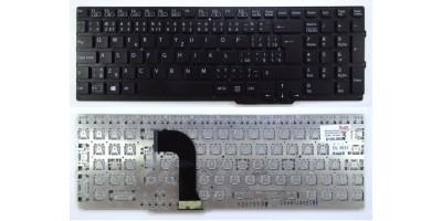 Tlačítko klávesnice Sony Vaio SVS 15 SVS15 SVS-15 black CZ/SK