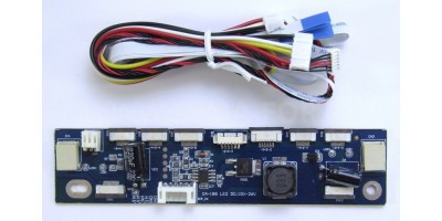 univerzální LED invertor 02