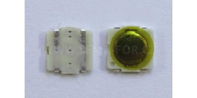 SMD Switch 5*5*0,7mm - pájecí plošky pod tlačítkem