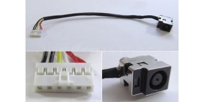 Napájecí konektor HP PAVILION DV6  DV6-1000 DV6-2000