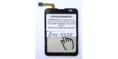 "2.4"" dotykové sklo Nokia C3-01"