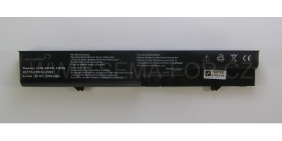 baterie pro HP 4520S 4720S 4320-6, 10,8V 5,2Ah