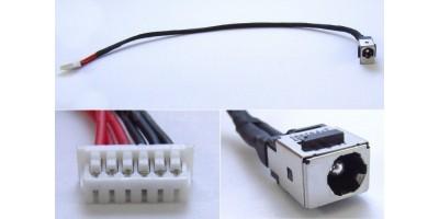 napájecí konektor s kabelem Lenovo B560