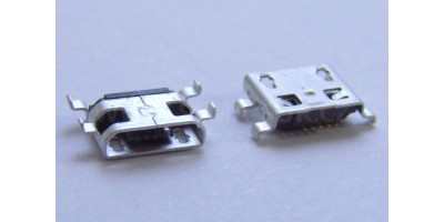 konektor micro USB 5 pin female 13C