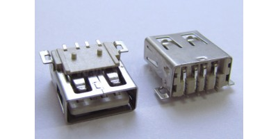 konektor USB A female 8