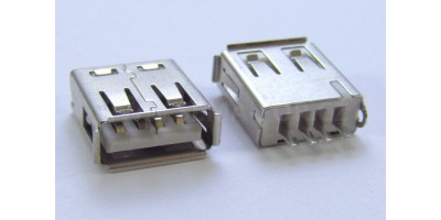 konektor USB A female 9