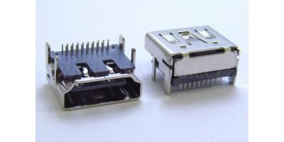konektor HDMI female 01