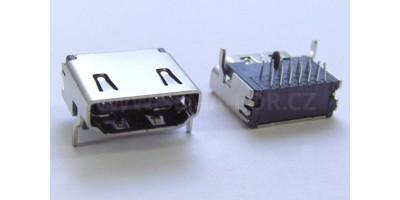 konektor HDMI female 03