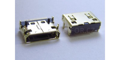 konektor mini HDMI female 01