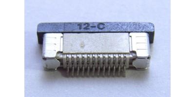 konektor pro 12P FFC CABLE 0,5mm