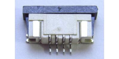 konektor pro 4P FFC CABLE 1mm