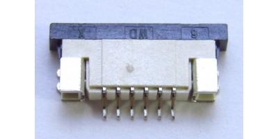 konektor pro 6P FFC CABLE 1mm