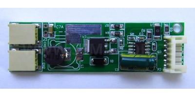 univerzální 2x LED invertor 9V