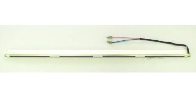 2xCCFL lamp module 7,5x15x393mm pravý