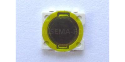 SMD Switch 5*5*0,75mm - pájecí plošky pod tlačítkem