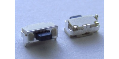 Micro Switch SMD 4,5x2x3,5mm  tlačítko zboku