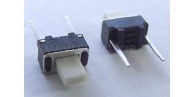 Micro Switch 3x6x7mm 2 pájecí nožky