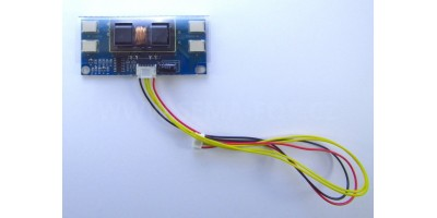 inverter ZX 418 4lamps 10-30V LCD small