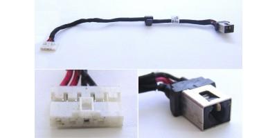 Napájecí konektor s kabelem LENOVO IDEAPAD 100-15IBY