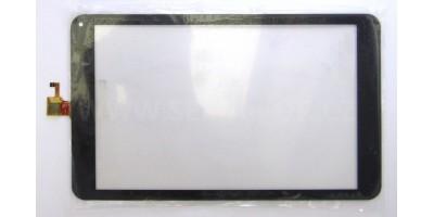 "10.1"" dotykové sklo OLM-101A1336-FPC černé pro UMAX Visionbook 10Qi 3g"