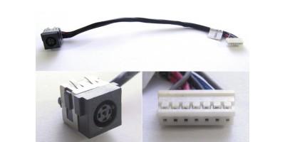 Napájecí konektor s kabelem DELL 6420