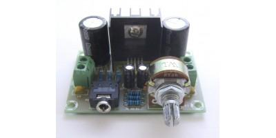 zesilovač 2x3W modul