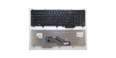 Tlačítko klávesnice Dell Latitude E5520 E5530 E6520 E6530 E6540 CZ black touchpoint