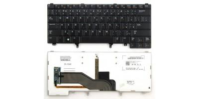 Tlačítko klávesnice Dell Latitude E5420 E5430 E6320 E6330 E6420 E6430 E6440 black HU podsvit