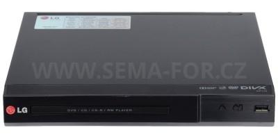 DVD přehravač LG DP132