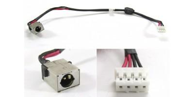 Napájecí konektor s kabelem  Acer Aspire E1-532P E1-532G E1-510P