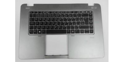 assembly HP Elitebook 755 black/silver CZ/SK trackpoint použité