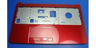 HP 15-R kryt č. 3  červený s touchpadem