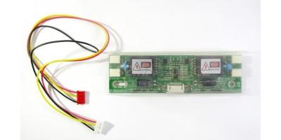 inverter ZX 412 4lamps 12V LCD
