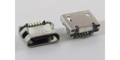 konektor micro USB B 5 pin female 8B