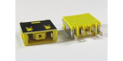 Napájecí konektor Lenovo G500 G500S G505 G505S G400 G400S obdelnik B