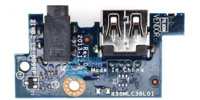 Lenovo B50-30 B40 B40-45 B40-70 Audio USB Board  použitá deska