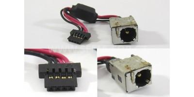 Napájecí konektor s kabelem  Acer Aspire One D255 D260 NAV50 NAV70 AO532H 532H použitý