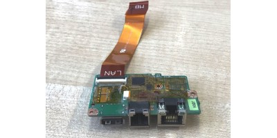Toshiba Satellite U400 U405 USB LAN Board  použitá
