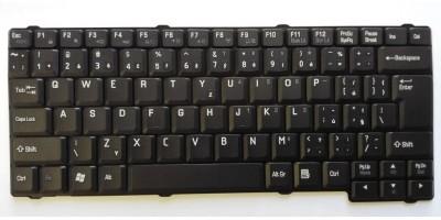 klávesnice Toshiba Satellite L10 L15 L25 L30 L35 black UK/CZ přelepky