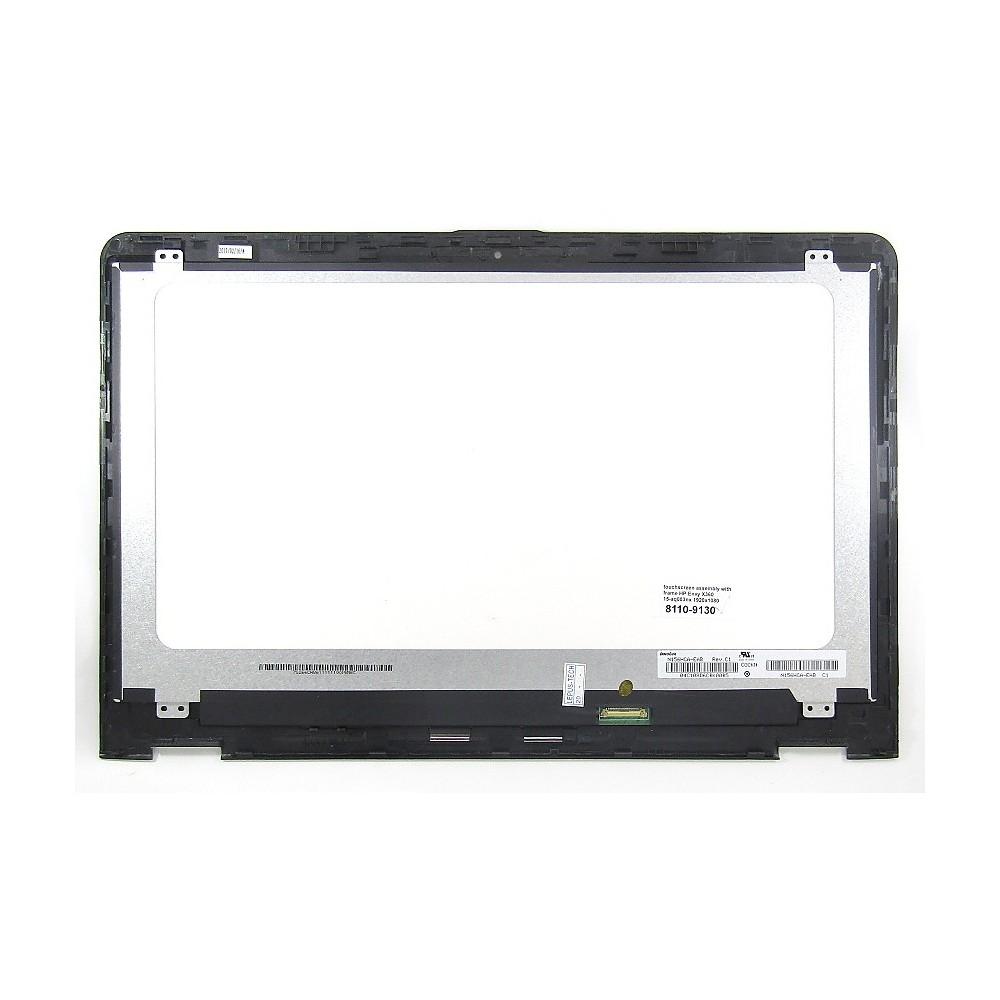 "15.6"" LCD displej + dotyk s rámečkem HP Envy X360 15-aq003nx 1920x1080"